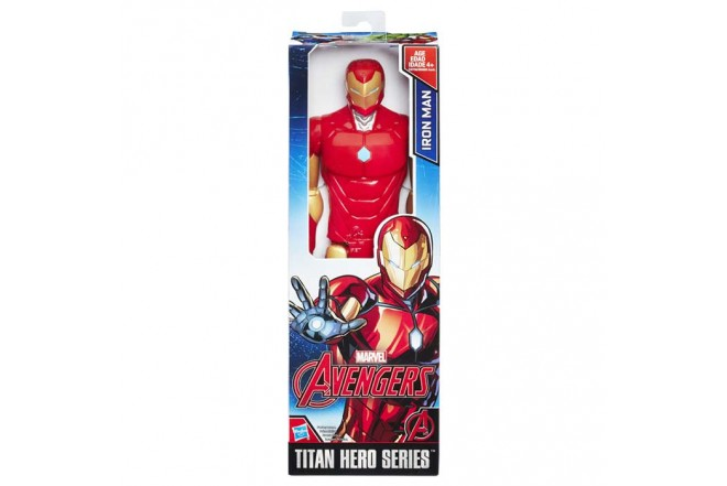 MARVEL Avengers Iron Man 12 Pulgadas