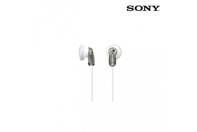 Audifono SONY Alámbrico InEar 3.5 Gris (Accesorios Audífonos y auriculares)