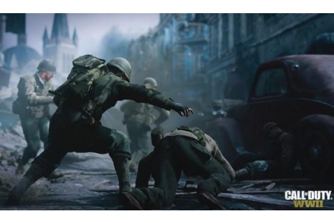 Videojuego PS4 Call Of Duty WW II