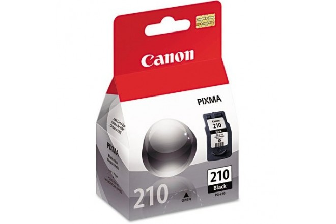 Tinta Canon Negro PG210