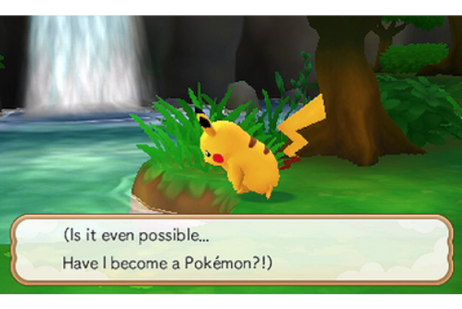 Videojuego 3DS Pokemon Super Mystery Dungeon