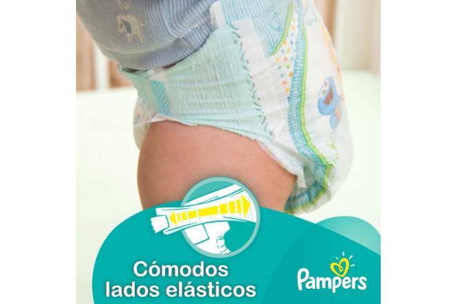 Pañal PAMPERS Baby Dry Etapa 4 Caja 92