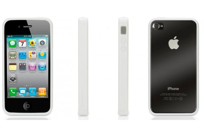 Carcasa GRIFFIN iPhone5 Blanco