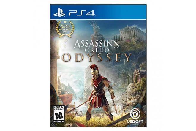 Videojuego PS4 Assasins Creed Odyssey Day 1