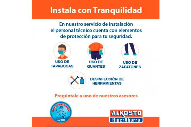 Servicio de Instalación Secadora + Lavadora Punto Cero-2