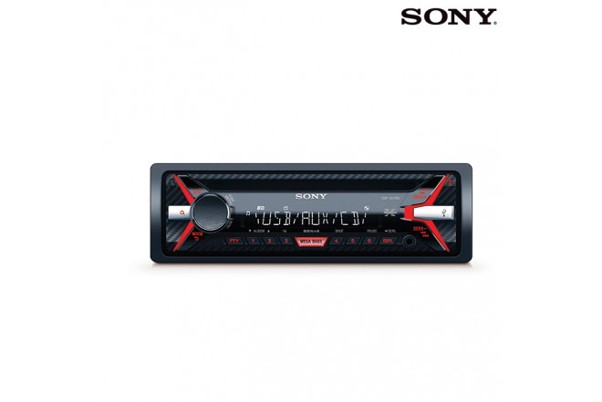 Radio Auto USB SONY CDXG3170
