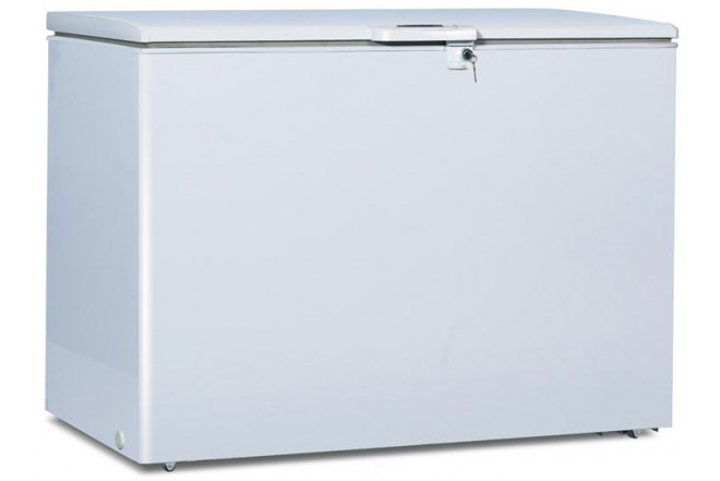 Congelador Horizontal CHALLENGER 387 CH361 blanco