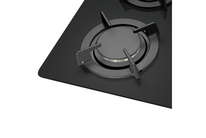 Cubierta MABE CMG6044 60cm 4PMLGN Negro