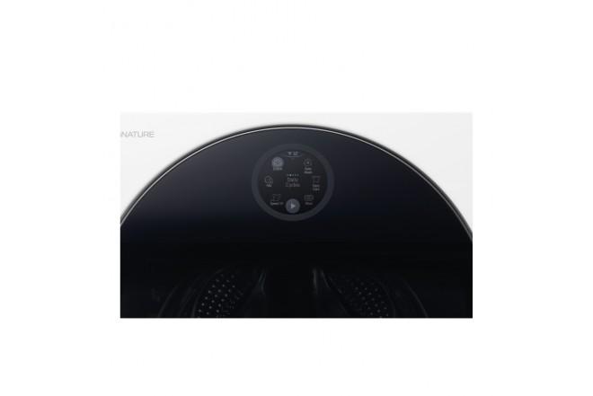 Combo Lavadora LG SIGNATURE WD12WTS6 + WD2100CW Blanco 8