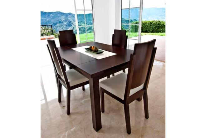 mesa comedor sillas khome volani