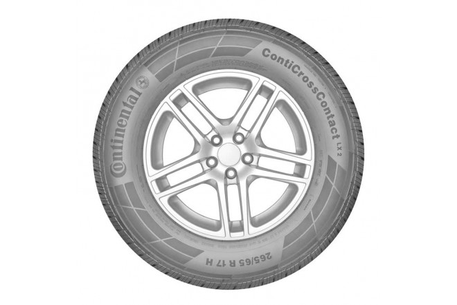 Llanta CONTINENTAL Cross Contact LX20  265/70R16