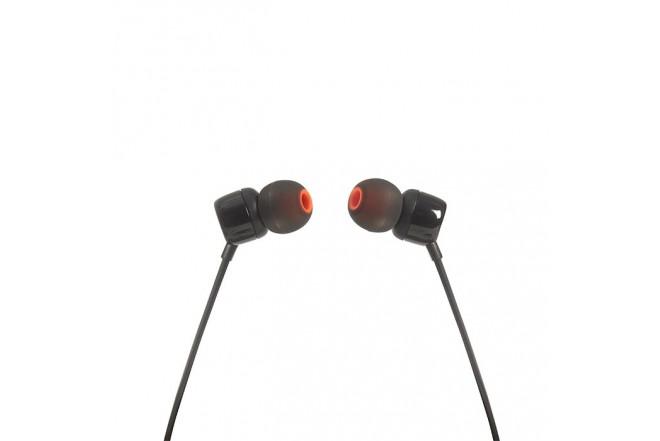 Audífonos JBL Alambrico InEar ML T110 Negro