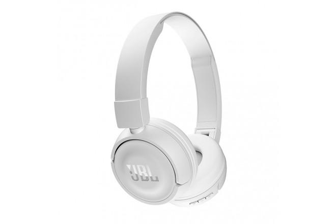Audífonos JBL Inalámbrico OnEar BT T450 Blanco