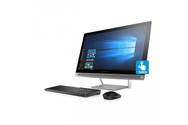 "PC All In One HP - 24-B210 - Intel ® Core i7- Disco Duro 1Tb  23.8"" Pulgadas - Gris"