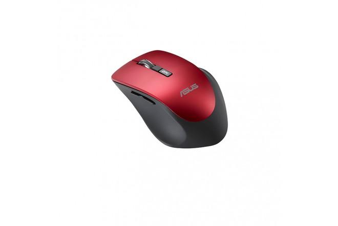 Mouse ASUS Inalambrico WT425 Rojo
