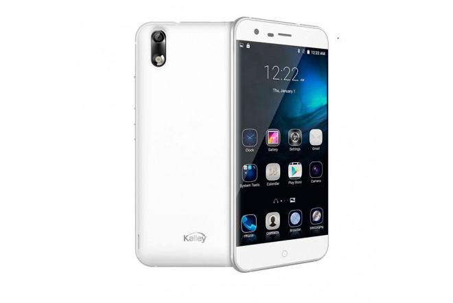 Celular KALLEY Silver Q DS Blanco 4G
