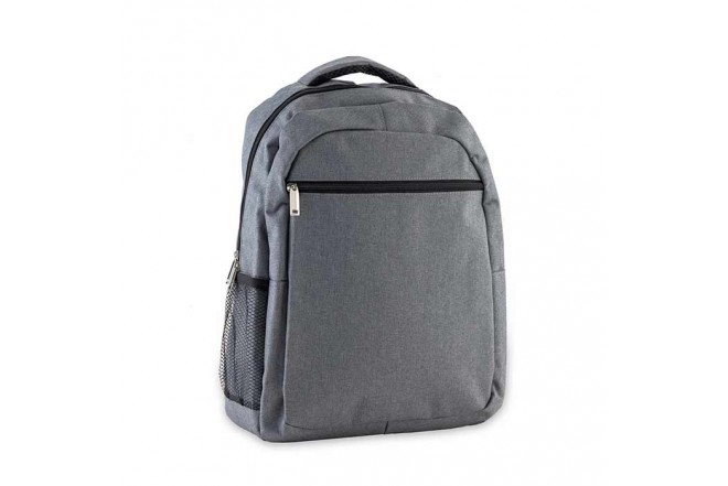 "Morral TECHBAG Basic15"" Gris"