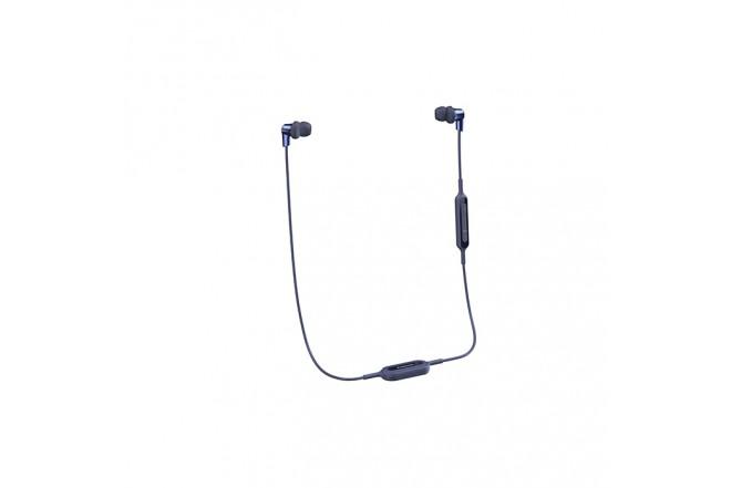 Audífonos PANASONIC Alambrico InEar BT NJ300 Azul
