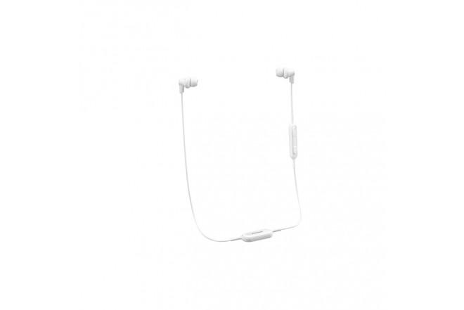 Audífonos PANASONIC Alambrico InEar BT NJ300 Blanco