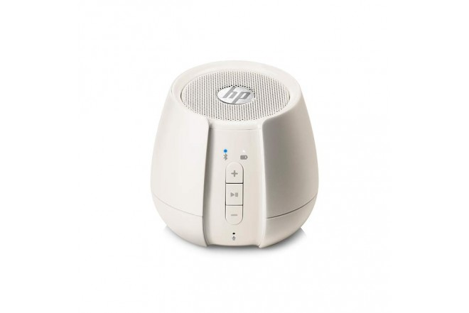 Parlante HP Bluetooth S6500 Dorado
