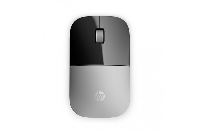 Mouse HP Inalámbrico Z3700 Plata