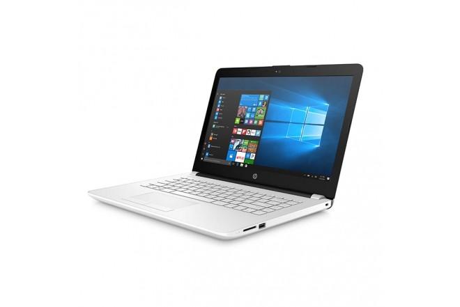 "Portátil HP BS007 Celeron 14"" Blanco"