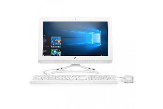 "PC All In One HP 20 C209 Pen 19.5"" Blanco"