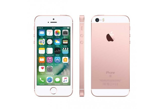 iPhone SE 128GB 4G Rosado SS