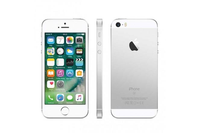 iPhone SE 128GB 4G Plata SS