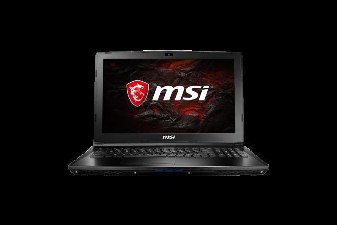 "PNG-Portátil Gamers MSI GL62 i7 15.6"" Negro"