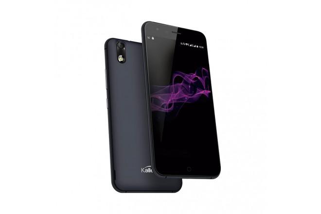 Celular KALLEY Silver Q DS Negro 4G