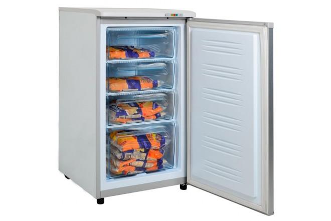 Congelador Vertical CHALLENGER 130Lt 425R Gris2
