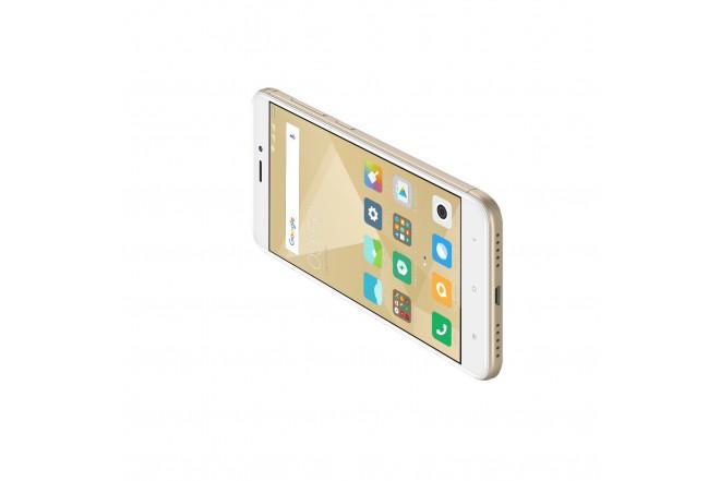 Celular Libre XIAOMI REDMI 4X 4G Dorado