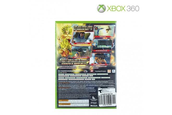 Videojuego XBOX 360 Dragon Ball Z Ultimate Tenkaichi