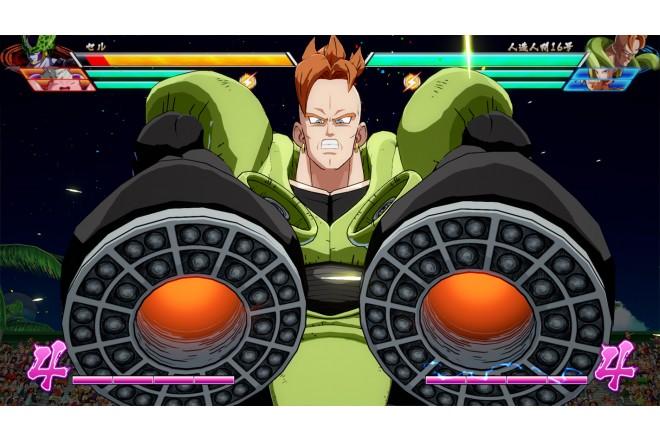 Videojuego XBOX ONE Dragon Ball Fighter Z-b