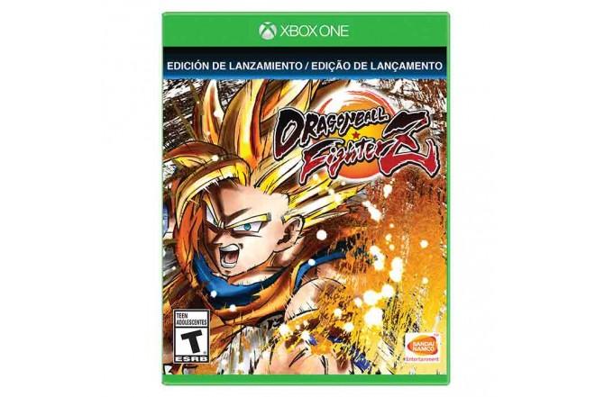 Videojuego XBOX ONE Dragon Ball Fighter Z