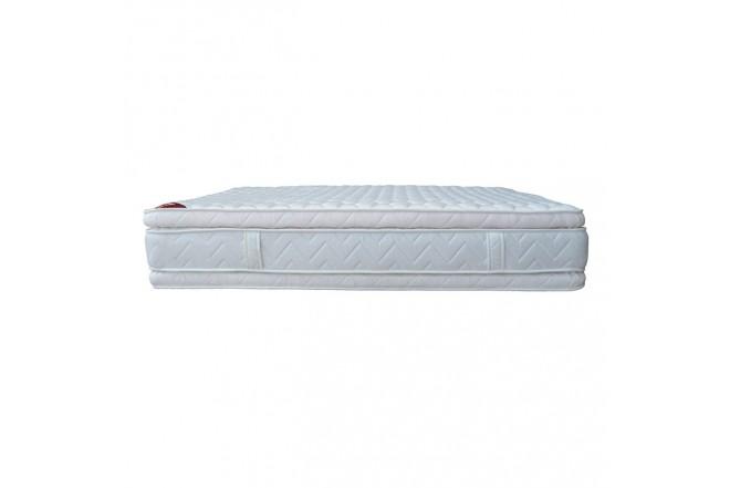 Colchón Resortado Doble SPRING Descanso Perfecto 140 x 190 cm