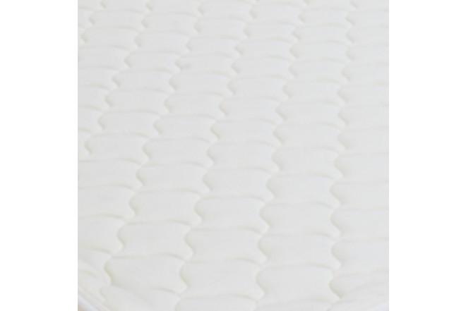 Colchón Resortado Semidoble K-LINE Esencial Plus 120 x 190 cm