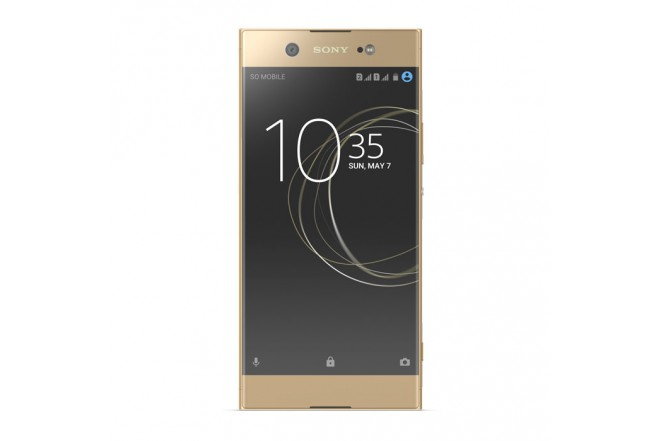Celular Libre SONY Xperia XA1 Ultra SS 4G Dorado