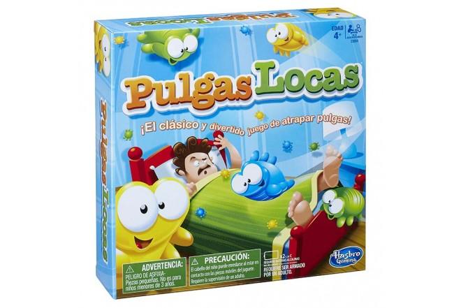 HASBRO GAMING Pulgas Locas