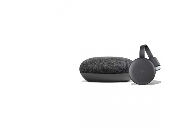 Parlante Google Home Mini Negro_3