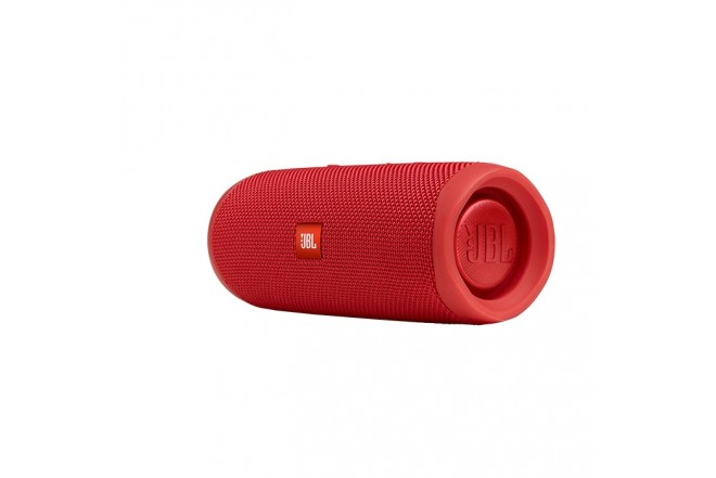 Parlante JBL Flip 5 Bluetooth 20W Rojo