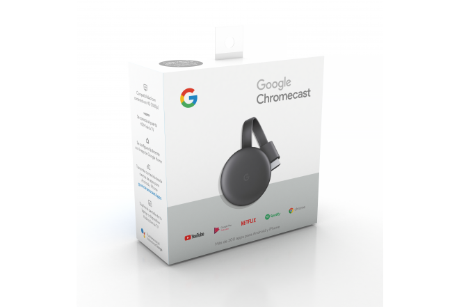 Google Chromecast 3 7