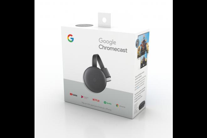 Google Chromecast 3 6