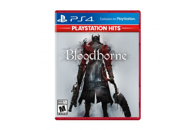 Juego PS4 Bloodborne Hits 1