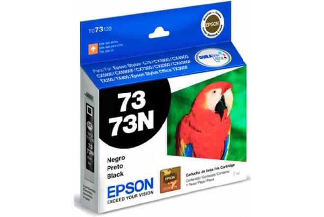 Cartucho EPSON T073120 Negro