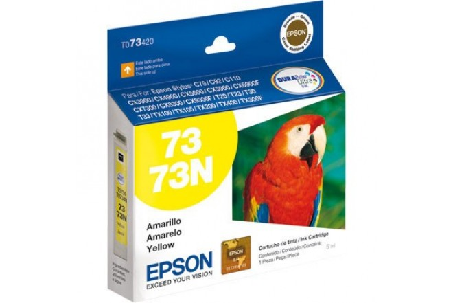 Cartucho EPSON T073420 Amarillo