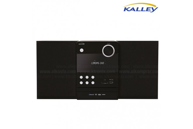 Equipo Microcomponente KALLEY K-MCD500BT