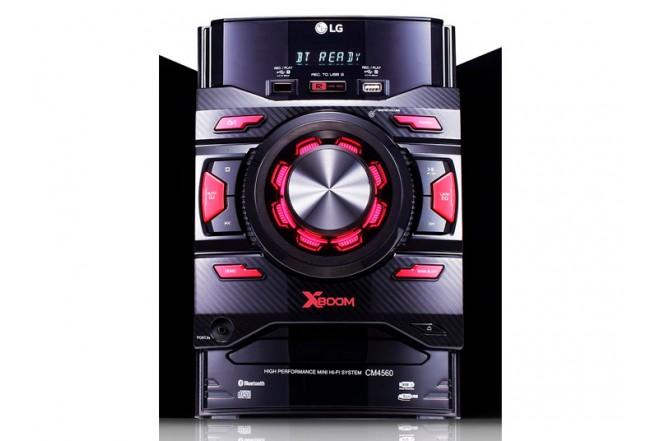Equipo Mini LG CM4560 700W