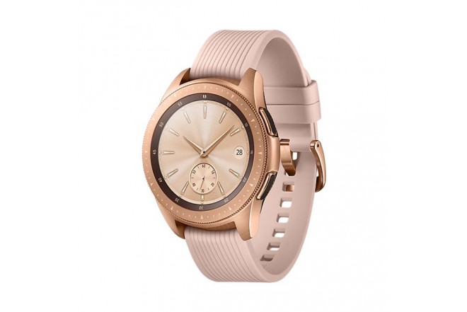 Reloj SAMSUNG Galaxy Watch 42 mm Rosado-Dorado